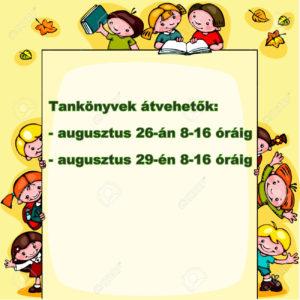 23161112-kids-school-yellow-background-Stock-Vector-border-cartoon-frame
